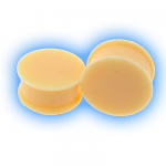 Peach Ear Plug Silicone