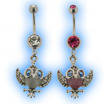 Owl With Glasses Belly Bar