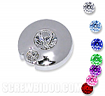 Screwbidoo Screw - Round 2 Stone Screw