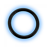 Black PVD Steel Segment Ring
