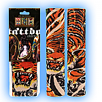 Tattoo Sleeve - Colour Tiger Design