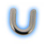 Large Gauge Steel Septum Keeper Piercing Retainer