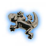 Stainless Steel Screw On Lizard Top - 1.2mm (16g)