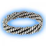 Toe Ring - Antique Twist