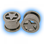 Stainless Steel Star Screw Tunnel