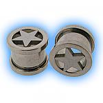 Stainless Steel Star Screw Tunnel
