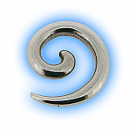 Stainless Steel Ear Stretching Spiral
