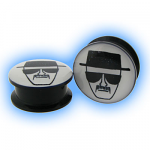 Acrylic Screw Plug Heisenberg