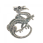 Screwbidoo Screw - Silver Dragon