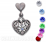 Screwbidoo Screw - Bows Heart