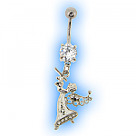 Christmas Belly Bar - Angel