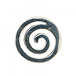 Screwbidoo Screw - Silver Spiral