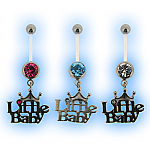 Little Baby Pregnancy Belly Bar