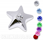 Screwbidoo Screw - Star Stone