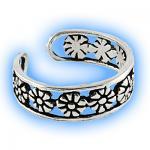 Daisy Chain Toe Ring