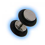 6mm Fake Plain Ear Stretching Plug