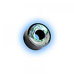 Flesh Tunnel - Abalone Inlay