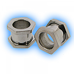 Stainless Steel Hexagonal Screw Tunnel