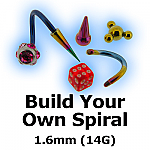 Build Your Own Twister Spiral 1.6mm (14G)