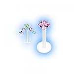 BioFlex Internal Labret Mixed Value Set - Diamond