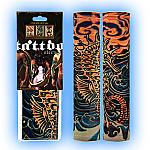 Tattoo Sleeve - Underwater Seahorse