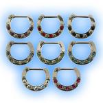 5 Gem Septum Clicker