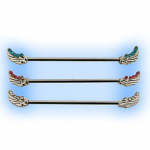 Scaffold Bar -Industrial Jewelled Wings Bar