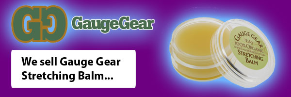 Ear Stretching Balm and Aftercare - Gauge Gear