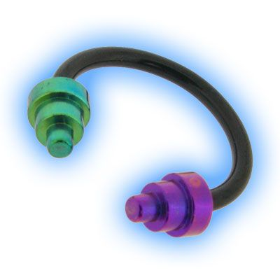 Custom Circular Barbell