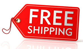 Free Shipping on all orders over £10